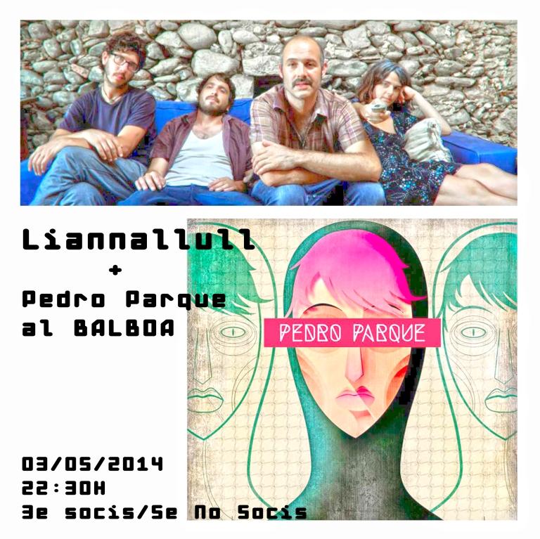 Liannallull  + Pedro Parque